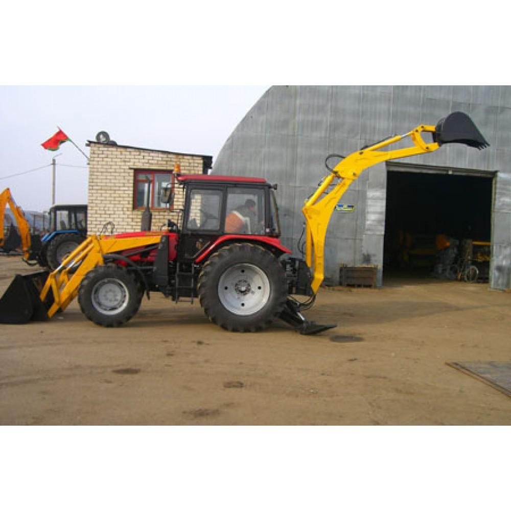 Экскаватор ЭО-2621: технические характеристики