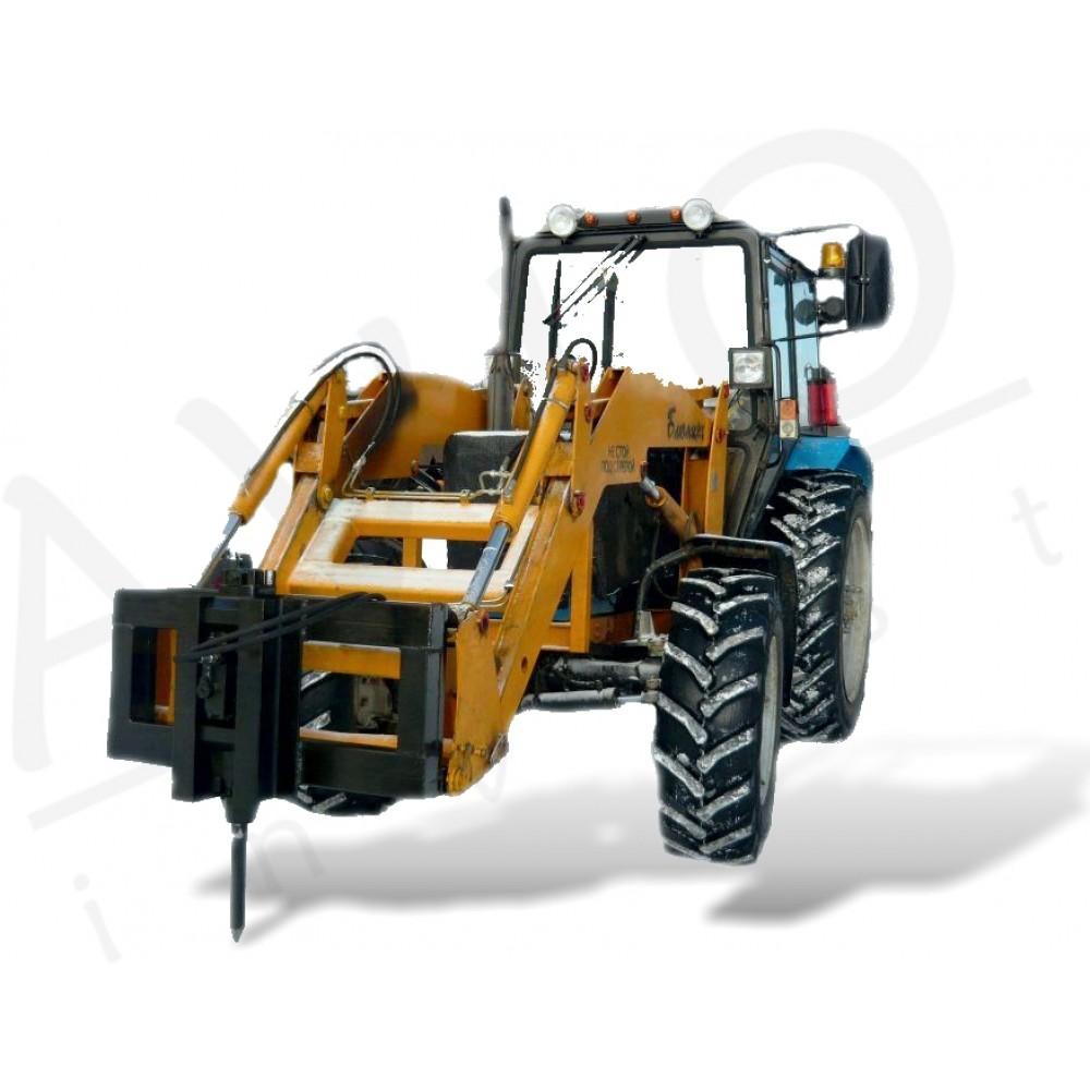 Погрузочное оборудование, погрузчик на трактор МТЗ.