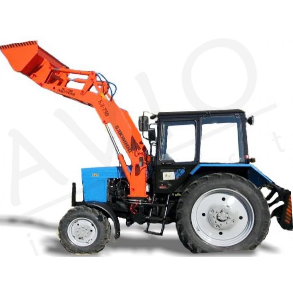 Погрузчик быстросъемный ПБМ-1200-0 на трактор МТЗ 1523