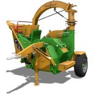 Подрібнювач деревини Heizohack HM 6-300