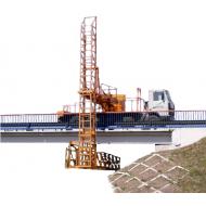 Платформа гидравлическая мобильная мостовая БЛ-08