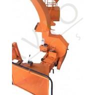 Измельчитель веток – ЕМ-210 с гидравлической подачей