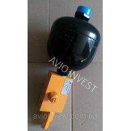 Гідроаккумулятор з блоком зарядки ACCUMULATOR with a feeding unit 0,75L 14K0061A