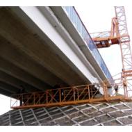 Платформа для ремонту мостів БЛ-08-01
