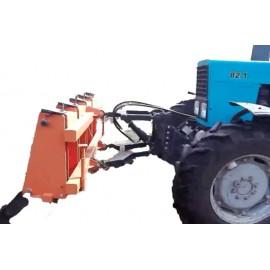 Грабли лесные (оборудование для сбора веток ЕМ-2200)